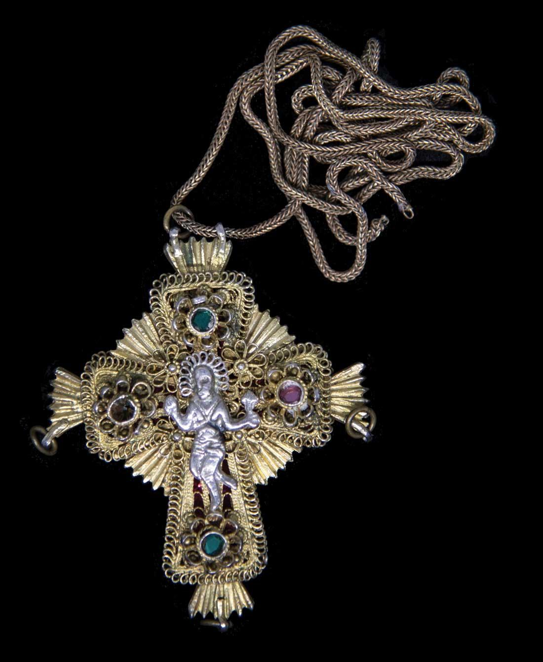 Crosses - amulets