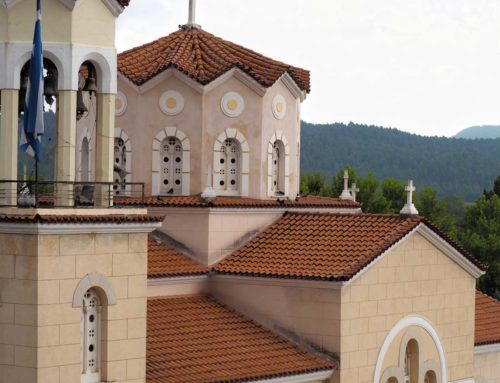 Ιερός Ναός Οσίου Ιωάννη Ρώσου