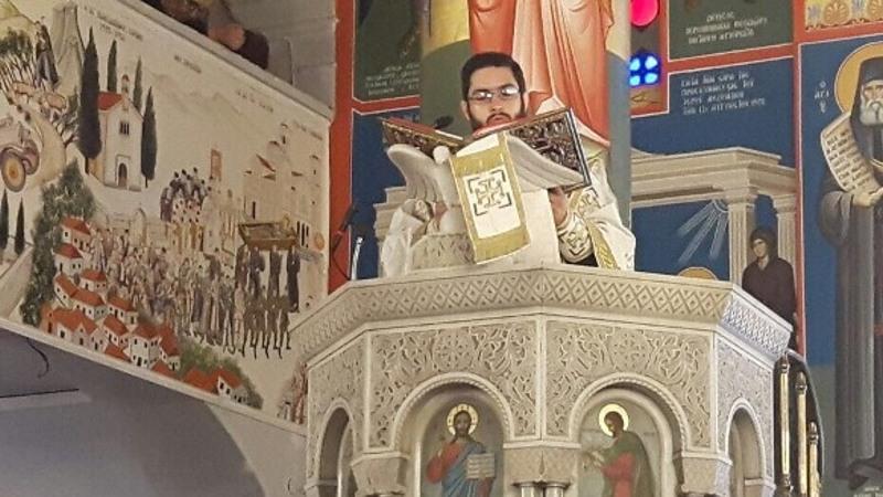 Χρυσό Ιωβήλαιο Οσίου Ιωάννου Ρώσσου