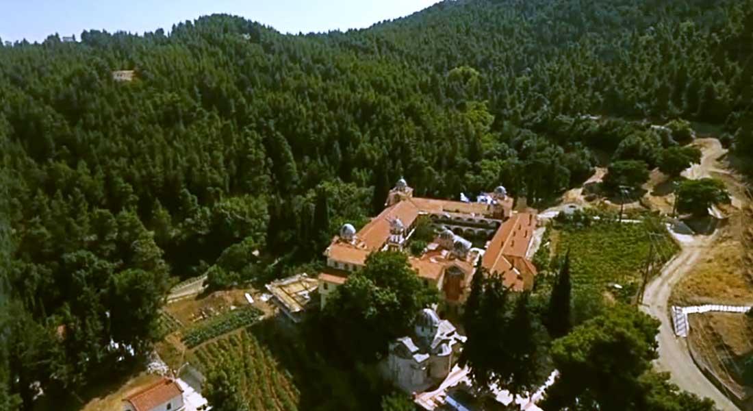 Μοναστήρι του Οσίου Δαβίδ του Γέροντος