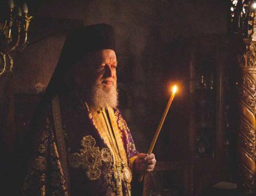 Το παράδειγμα του Όσιου Ιωάννη του Ρώσου υπενθύμισε ο Μητροπολίτης