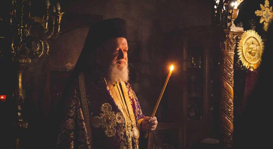 Ο Μητροπολίτης Χαλκίδας για τον Όσιο Ιωάννη το Ρώσο