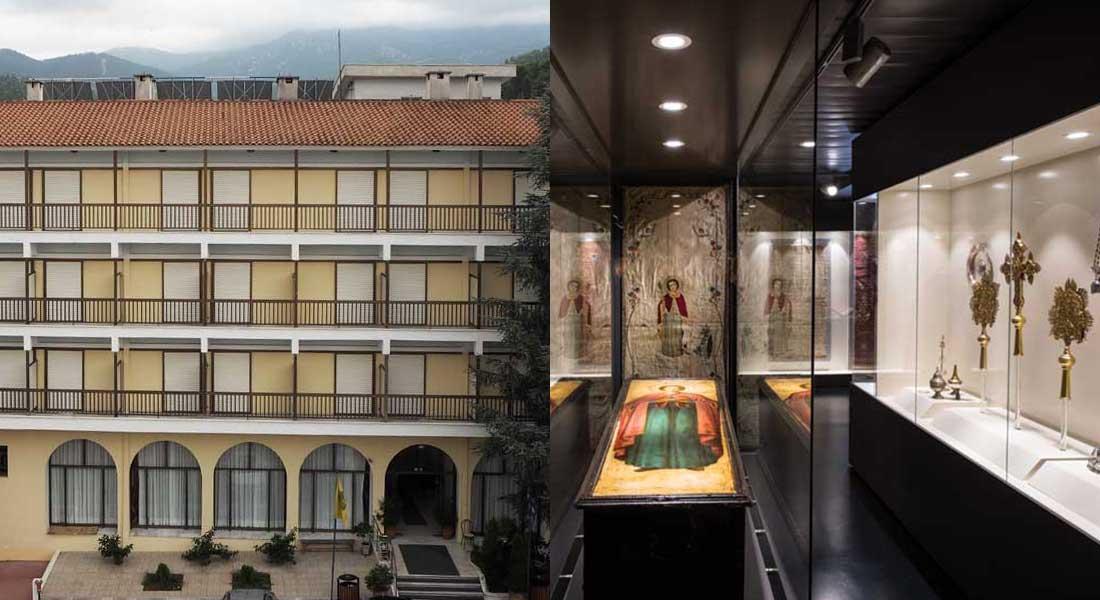 Κλειστά Μουσείο και Ξενώνας