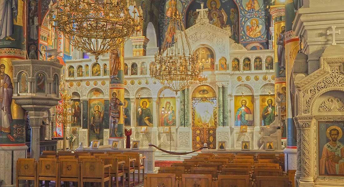 Ιερός Ναός Οσίου Ιωάννου του Ρώσσου