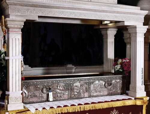 The Reliquary of Saint John of Russia