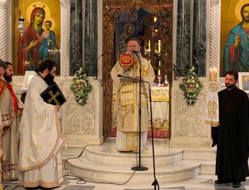 Η απόδοση της εορτής του Πάσχα και ο πανηγυρικός εορτασμός της μνήμης του Οσίου Ιωάννου του Ρώσσου