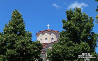 Ιερός Ναός Οσίου Ιωάννη Ρώσσου