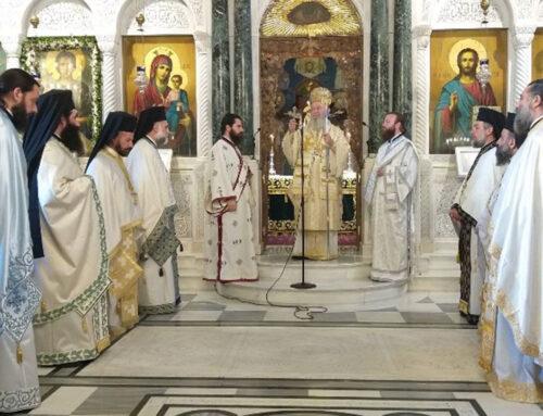 Δεύτερη Ετήσια Εορτή του Οσίου Ιωάννου του Ρώσσου στο Νέο Προκόπι Ευβοίας