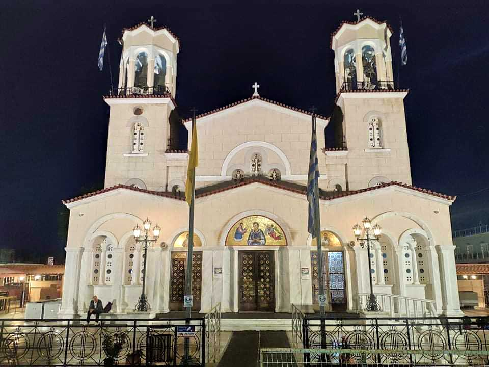 Ιερός Ναός Οσίου Ιωάννη του Ρώσσου