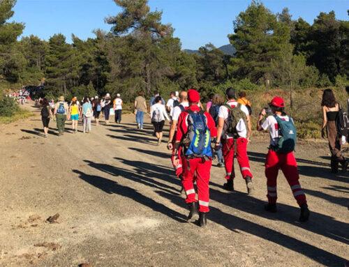 6η Προσκυνηματική Διαδρομή στο πλαίσιο εορτασμού της δεύτερης κατά το έτος Πανήγυρης του Ιερού Προσκυνήματος του Οσίου Ιωάννου του Ρώσσου